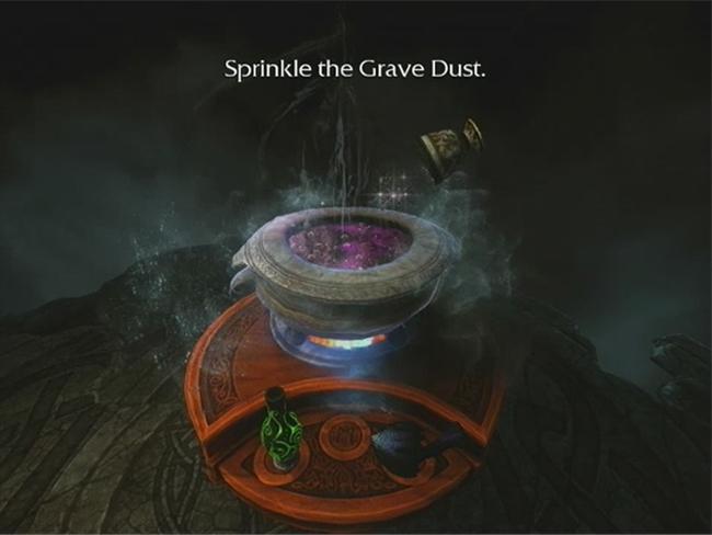 Sorcery Alchemy