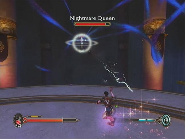 Sorcery Nightmare Queen