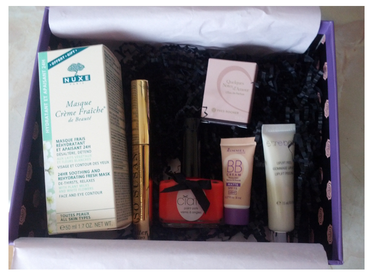 GlossyBox October