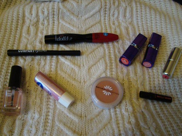 empties makeup